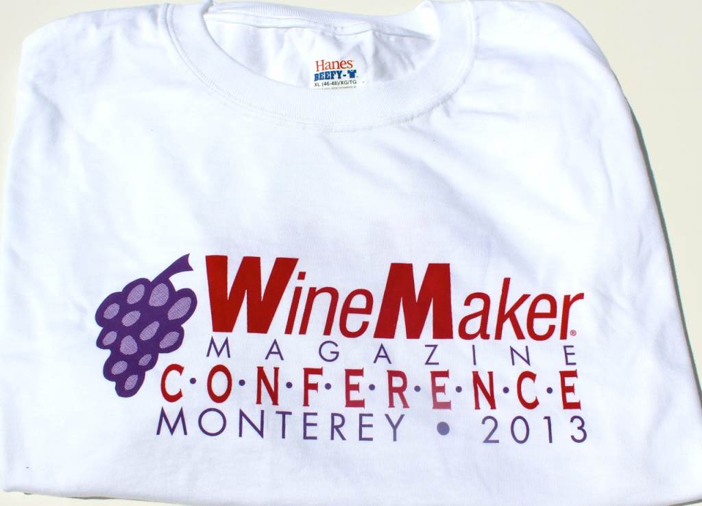 2013 WineMaker Conference T-Shirt