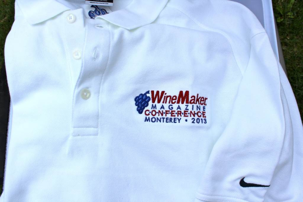 WineMaker 2013 Conference Polo - Men's